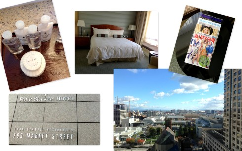My Favorite Hotel In San Francisco: The Four Seasons |