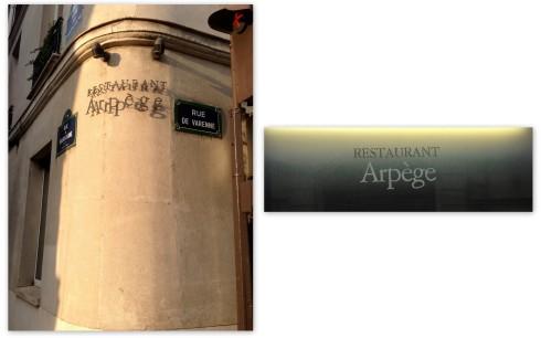 restaurant Arpege